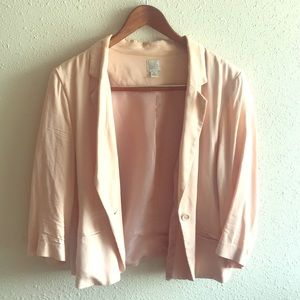 Adorable Pink Blazer by Lauren Conrad!